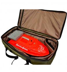 Мягкая сумка для кораблика Дельфин