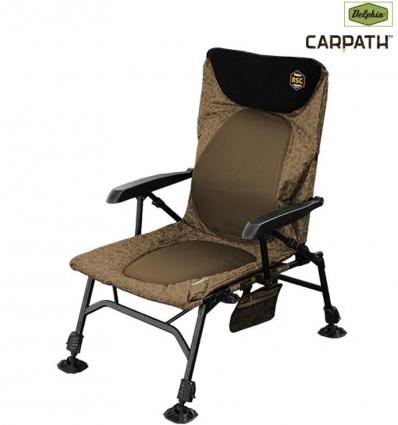 Карповое кресло Delphin RSC Carpath