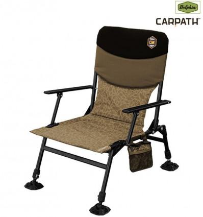 Карповое кресло Delphin CМ Carpath