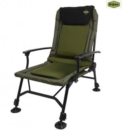 Карповое кресло Delphin GRAND