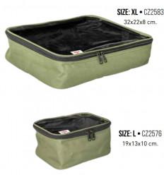 Сумка для рыболовных аксессуаров Transparent-N Soft Top Box