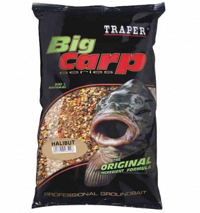 Прикормка Traper Big Carp Halibut