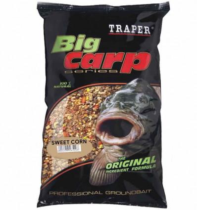Прикормка Traper Big Carp Кукуруза