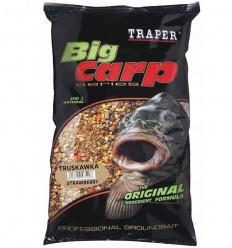 Прикормка Traper Big Carp Клубника