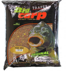 Прикормка Traper Big Carp Fish Mix