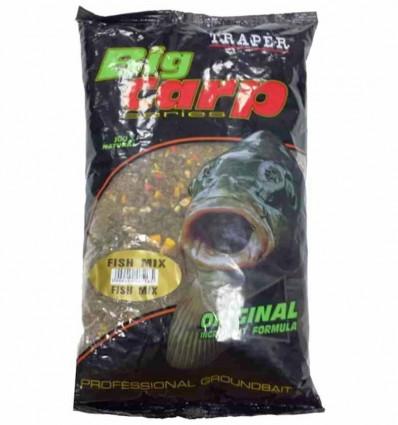 Прикормка Traper Big Carp Fish Mix
