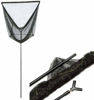 Карповый камуфлированный подсак Camou Boilie Landing Net, 2 sec