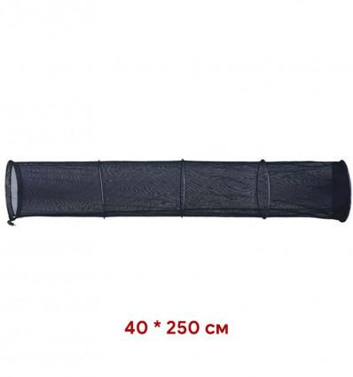 Спортивный садок с пластиковыми кольцами Carp Zoom Practic Keepnet, 40×250 см