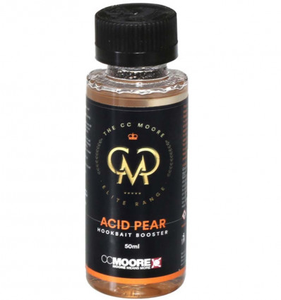 CC Moore Acid Pear Booster Liquid Elite Range, 50 мл