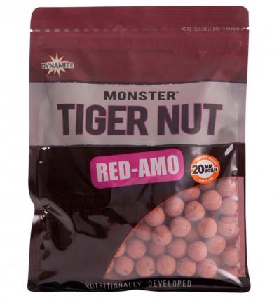 Бойлы вареные Dynamite Monster Tiger Nut Red Amo, 1 кг