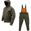 Демисезонный костюм софтшелл (softshell) 1 Fiske олива