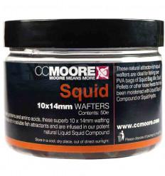 Бойлы нейтральной плавучести в дипе CC Moore Squid wafters