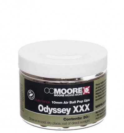 Бойлы поп ап CC Moore Odyssey XXX Air Ball Pop Ups