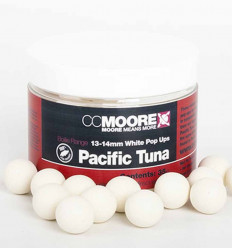 Бойлы поп ап CC Moore Pacific Tuna White Pop Ups