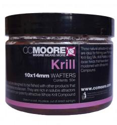 Бойлы нейтральной плавучести в дипе CC Moore Krill wafters