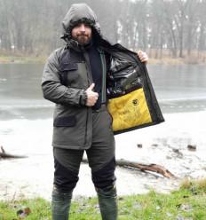 Костюм для рыбалки и охоты Svarog ЗОВ 2020 хаки