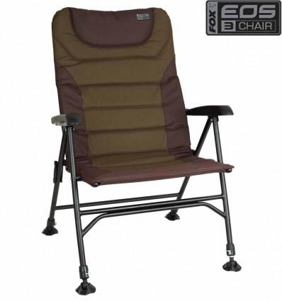 Карповое кресло FOX EOS 3 Chair