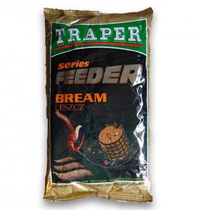 Прикормка для фидера Traper Feeder Bream (лещ) 1кг