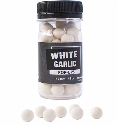Бойлы плавающие White Garlic (чеснок)