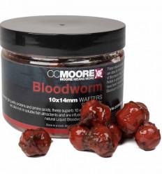 Бойлы нейтральной плавучести в дипе CC Moore Bloodworm wafters