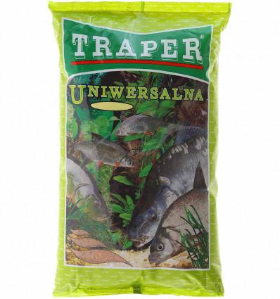 Прикормка Traper Universal (универсальная), 1 кг (00060)