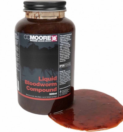 Ликвид CC Moore Liquid Bloodworm Compound 500 ml