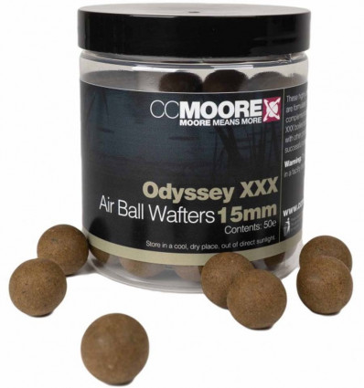 Бойлы нейтральной плавучести CC Moore Odyssey XXX Air Ball Wafters