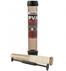 ПВА система с плунжером в тубусе + 5 м. сетка 25 мм. World4Carp PVA System