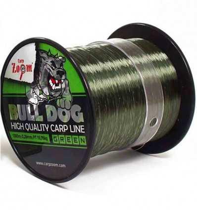 Леска тёмно-зелёная CZ Bull-Dog