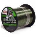 Леска тёмно-зелёная CZ Bull-Dog 1000 м