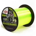 Леска флуоресцентная-салатовая CZ Bull-Dog 1000 м