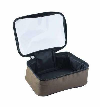 Сумка для аксессуаров с прозрачным верхом W4C Transporent Bag L