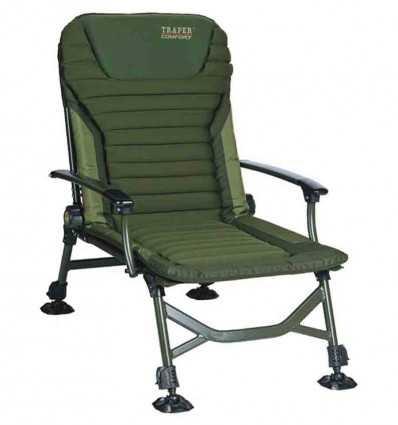 Карповое кресло TRAPER Comfort