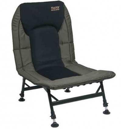 Карповое кресло TRAPER Excellence