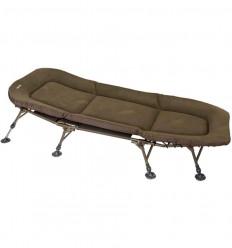 Карповая раскладушка CZ Marshal Memory Foam Flat Bed, 200x80x37cm 8 ног