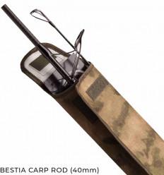 Карповое удилище Orient BESTIA CARP ROD (40mm) 12' 3,5 lb