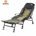 Кресло рыболовное с подставкой для ног Brain Bedchair Compact