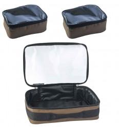 Набор сумок для аксессуаров с прозрачным верхом W4C Transporent Bag Set