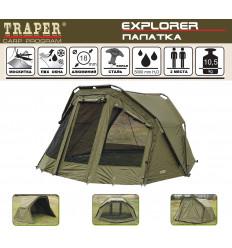 Карповая палатка TRAPER Explorer