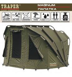 Карповая палатка TRAPER MAGNUM