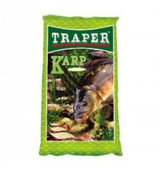 Прикормка Traper Карп 1,0 / 2,5 кг