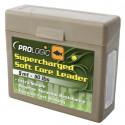 Ледкор Prologic Supercharged Soft Core Leader 5 m 50 lbs Camo Silt