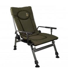 Карповое кресло с подлокотниками Elektrostatyk F5R