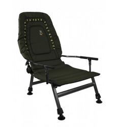 Карповое кресло с подлокотниками Elektrostatyk FK2