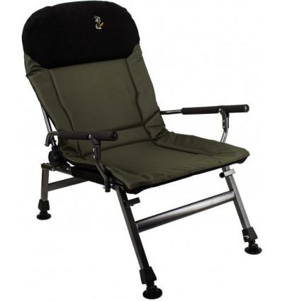 Карповое кресло с подлокотниками Elektrostatyk FK5