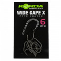 Карповый крючок Korda Wide Gape X
