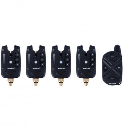 Набор электронных сигнализаторов FA211-4 с пейджером