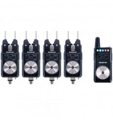 Набор сигнализаторов с пейджером World4Carp FA214 4+1
