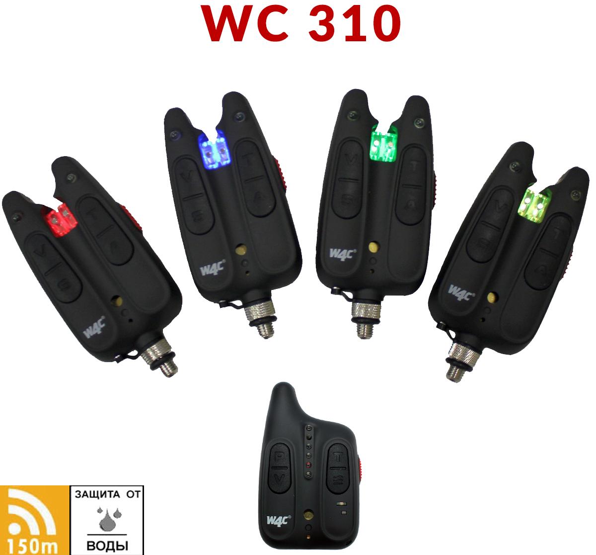 Набор сигнализаторов wc310