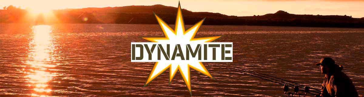 Dynamite бойлы, поп ап ликвиды, карповое питание
